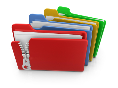 IStock 000015360422XSmall Colourful Folders